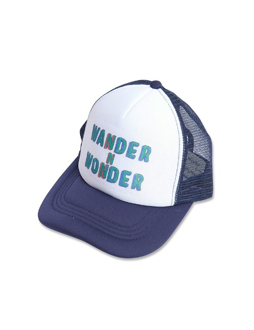 Trucker Cap-navy