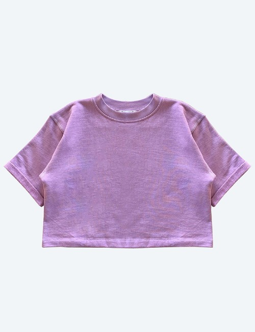 Boxy Sweat Smoky Grape