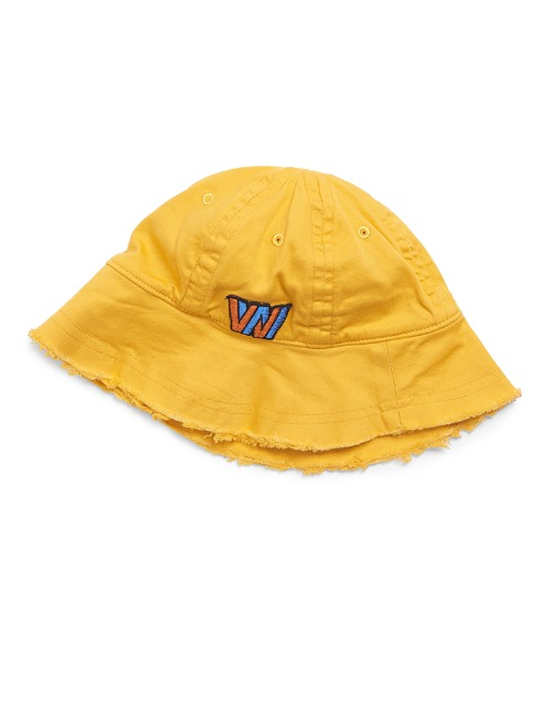 Fisherman Hat-Yellow