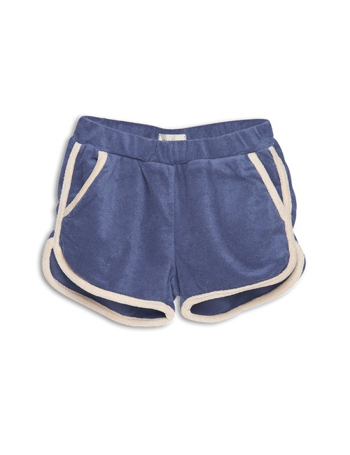 Terry Shorts-Navy