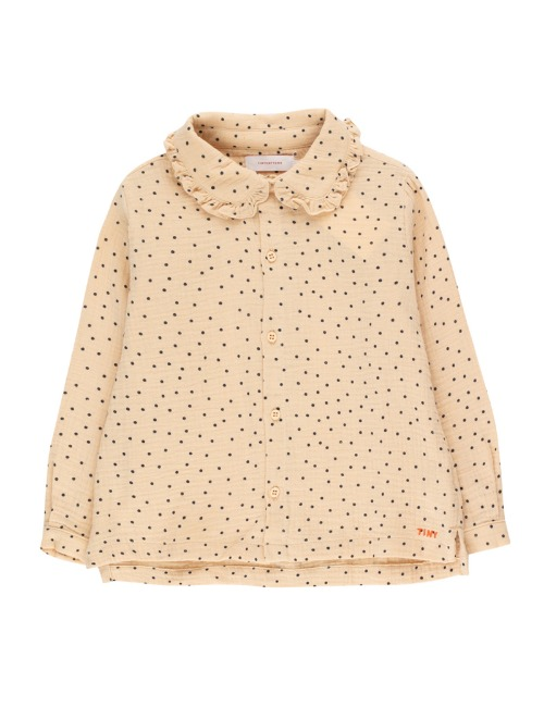 """TINY DOTS"" SHIRT"