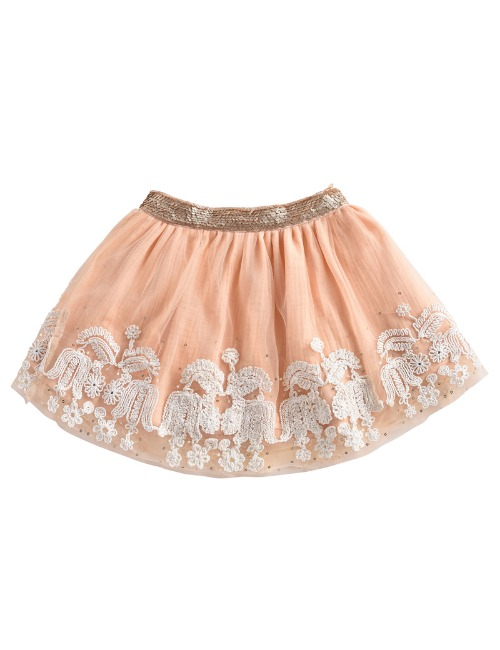 Skirt Ivanka Blush