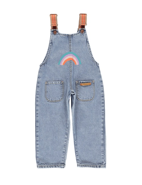 Dungarees | Light blue denim