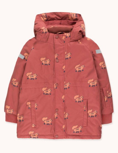 """FOXES"" SNOW JACKET"